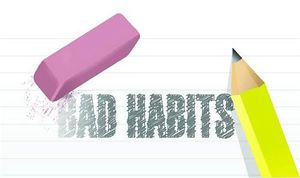 LG BAD HABITS